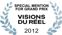 Special Mention Visions Du Reel 2012